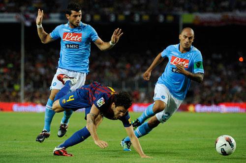"""Barca - Napoli: Tân binh """"mài kiếm"""" - 1"""