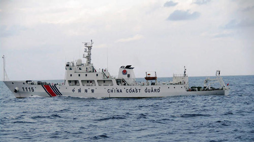 """Nhật cảnh báo """"hành động nguy hiểm"""" của TQ trên biển - 2"""