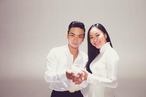 Đoan Trang làm MV cùng học trò Bước nhảy hoàn vũ nhí - 3
