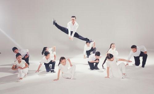 Đoan Trang làm MV cùng học trò Bước nhảy hoàn vũ nhí - 5