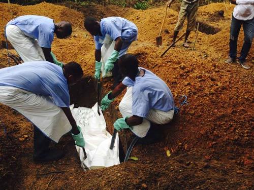 Hàng không Anh ngừng bay tới Tây Phi vì sợ virus Ebola - 2