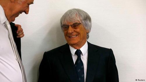 Bernie Ecclestone vung tiền dàn xếp vụ án mua chuộc - 1