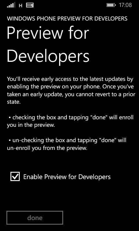 Từng bước cài đặt Windows Phone 8.1 GDR1 - 4