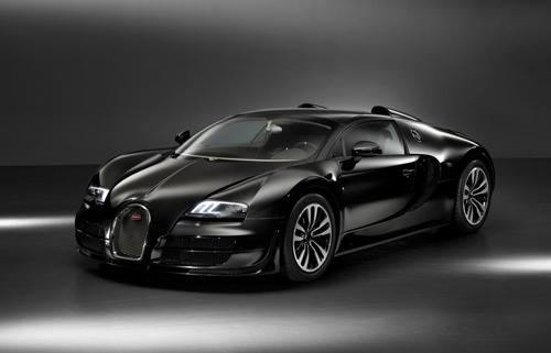 Siêu xe Bugatti Veyron công suất 1.500 mã lực sắp ra mắt - 1