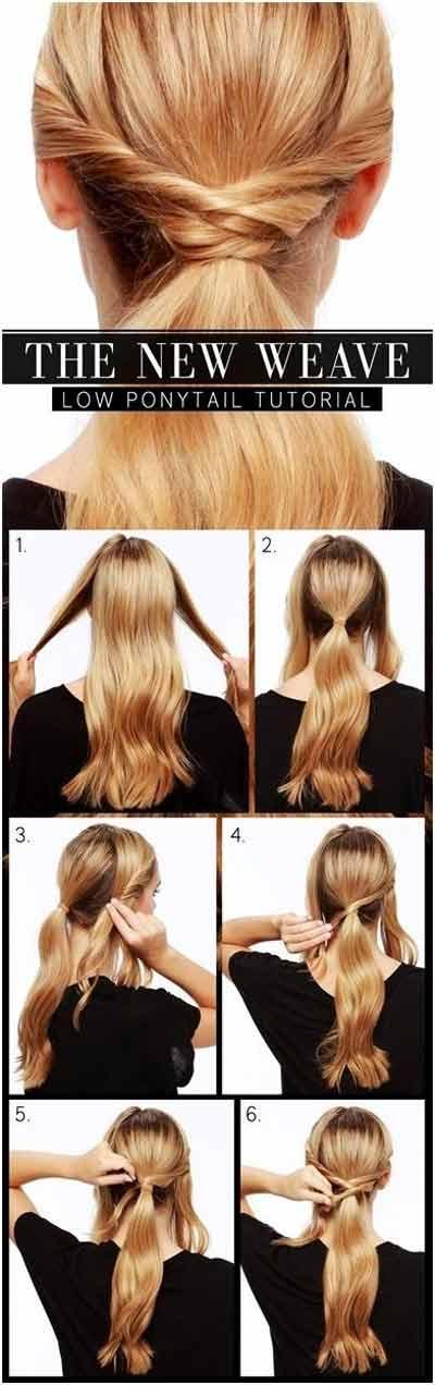 Muôn kiểu biến tấu thú vị của tóc đuôi ngựa - 4
