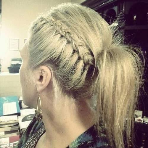 Muôn kiểu biến tấu thú vị của tóc đuôi ngựa - 5