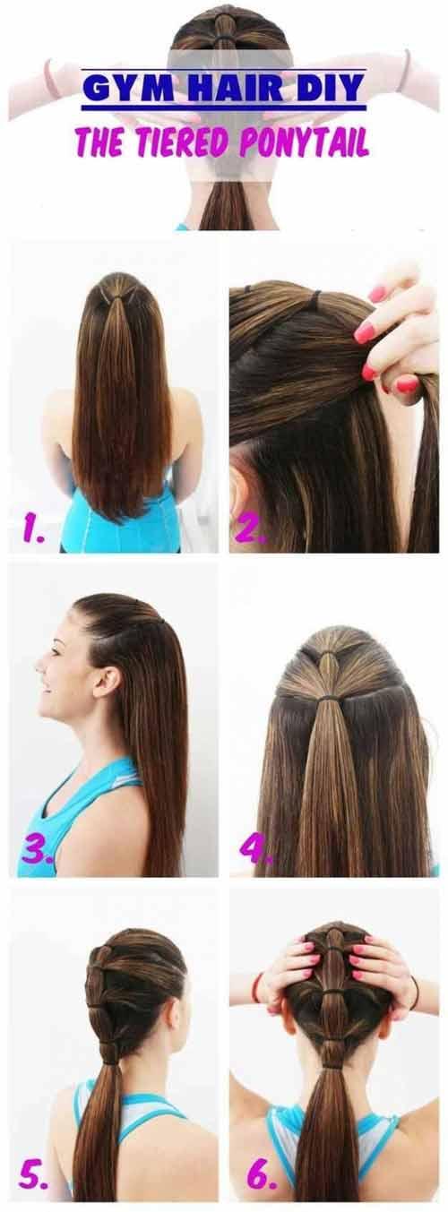 Muôn kiểu biến tấu thú vị của tóc đuôi ngựa - 6