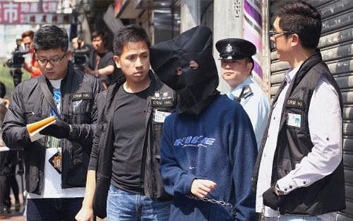 Hong Kong xử nghịch tử giết bố mẹ, chặt xác phi tang - 1