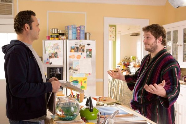 Chris Pratt: Gã bồi bàn mập ú 1 bước thành siêu sao - 2