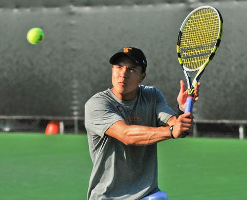 Tay vợt từng đứng thứ 418 ATP sắp gia nhập tennis Việt - 1