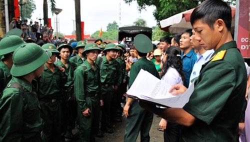 Xem xét tăng thời gian nghĩa vụ quân sự lên 24 tháng - 1