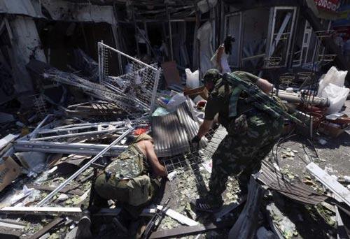 NATO: Nga đã sẵn sàng tấn công vào Ukraine? - 2