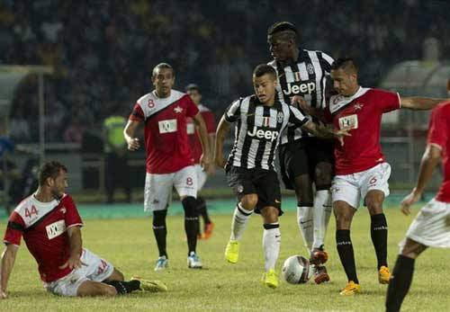 Indonesia XI – Juventus: Chọc giận người khổng lồ - 1