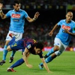 "Bóng đá - Barca - Napoli: Tân binh ""mài kiếm"""