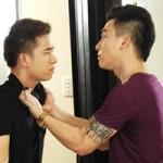Sao ngoại-sao nội - Thành viên The Men đánh nhau trong MV mới