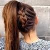 Muôn kiểu biến tấu thú vị của tóc đuôi ngựa