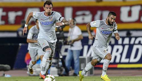 Galatasaray - Atletico: Nhớ Diego Costa - 1