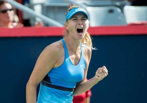 Sharapova – Muguruza: Bản lĩnh Masha (V2 Rogers Cup) - 1