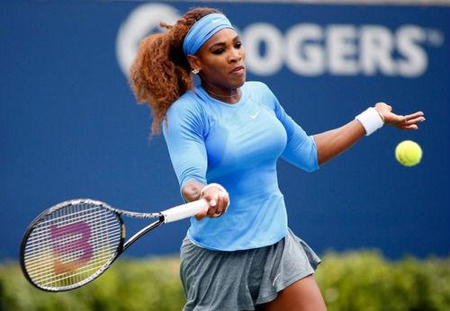 Serena - Stosur: Sức mạnh vượt trội (V2 Rogers Cup) - 1
