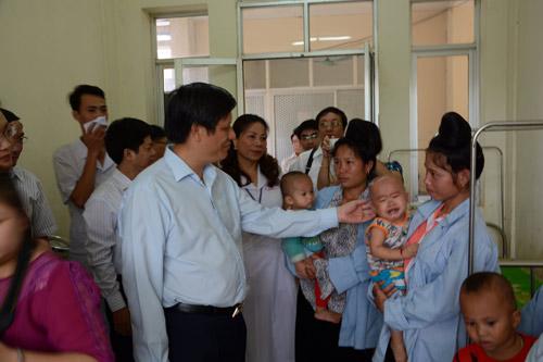 13 trẻ tử vong tại Sơn La: Không phải do viêm não Nhật Bản - 1
