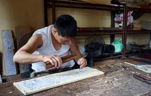 Lão nghệ nhân và cơ ngơi chục tỷ từ tranh Đông Hồ - 4