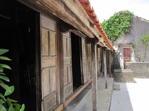 Những ngôi nhà cổ độc đáo bên dòng sông Gianh - 3