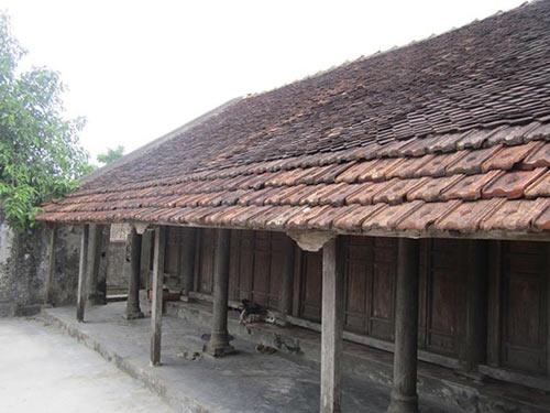 Những ngôi nhà cổ độc đáo bên dòng sông Gianh - 1