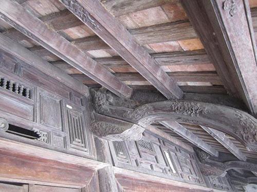 Những ngôi nhà cổ độc đáo bên dòng sông Gianh - 10