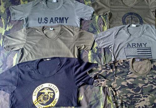 Quần áo lính: Thú chơi lạ của người Hà thành - 4