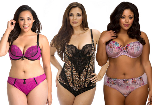 Phụ nữ béo mặc đẹp bất chấp cân nặng - 8