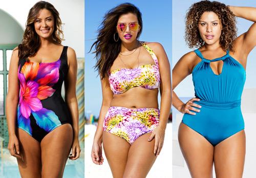 Phụ nữ béo mặc đẹp bất chấp cân nặng - 9