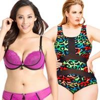 Phụ nữ béo mặc đẹp bất chấp cân nặng