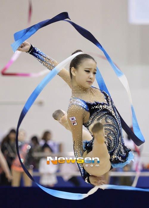 Ngắm nữ vận động viên xinh đẹp nhất Hàn Quốc - 1