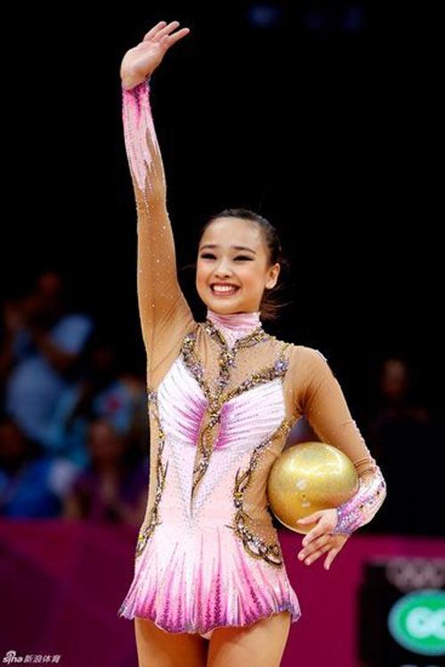 Ngắm nữ vận động viên xinh đẹp nhất Hàn Quốc - 3