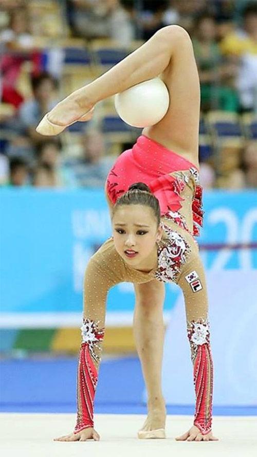 Ngắm nữ vận động viên xinh đẹp nhất Hàn Quốc - 4