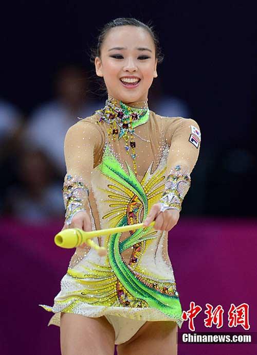Ngắm nữ vận động viên xinh đẹp nhất Hàn Quốc - 5