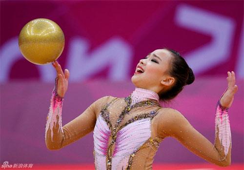 Ngắm nữ vận động viên xinh đẹp nhất Hàn Quốc - 6