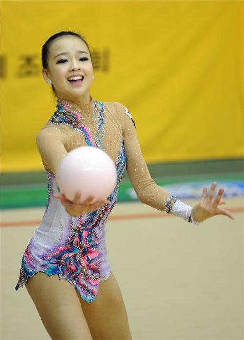 Ngắm nữ vận động viên xinh đẹp nhất Hàn Quốc - 7