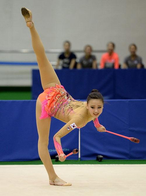 Ngắm nữ vận động viên xinh đẹp nhất Hàn Quốc - 9