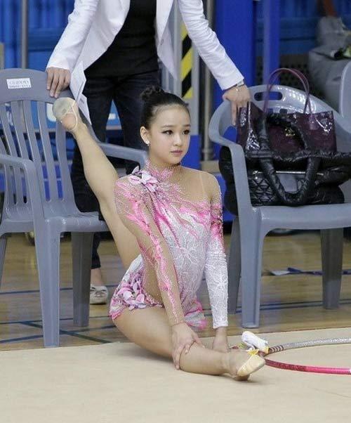 Ngắm nữ vận động viên xinh đẹp nhất Hàn Quốc - 10