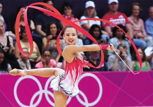 Ngắm nữ vận động viên xinh đẹp nhất Hàn Quốc - 11