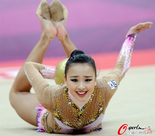 Ngắm nữ vận động viên xinh đẹp nhất Hàn Quốc - 12
