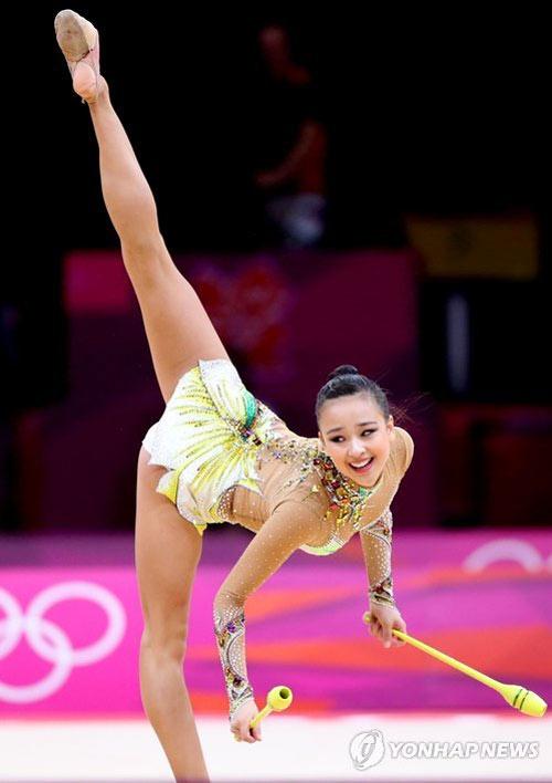 Ngắm nữ vận động viên xinh đẹp nhất Hàn Quốc - 13