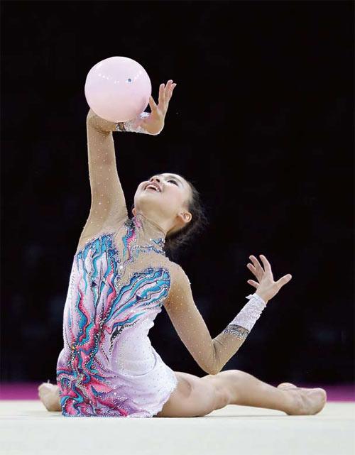 Ngắm nữ vận động viên xinh đẹp nhất Hàn Quốc - 15