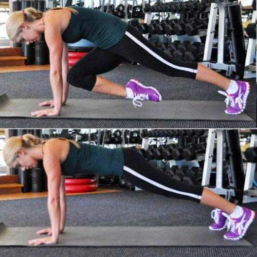 Tập thể dục 10 phút cho vòng eo thon gọn - 3