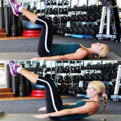 Tập thể dục 10 phút cho vòng eo thon gọn - 4