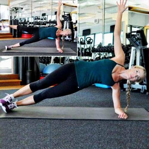Tập thể dục 10 phút cho vòng eo thon gọn - 6