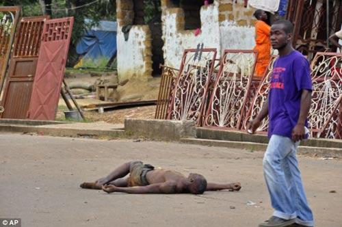 Những đại dịch khủng khiếp nhất ở châu Phi - 6