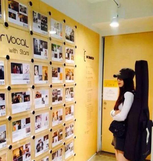 Hotgirl xứ Hàn khoe ảnh chơi guitar khiến fan ngơ ngẩn - 3