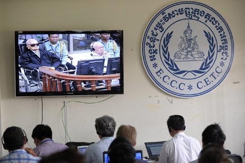 Hai trùm diệt chủng Khmer Đỏ nhận án chung thân - 2